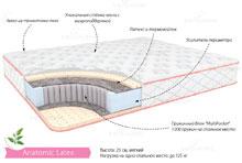 Матрас Anatomic Latex купить в Красноярске